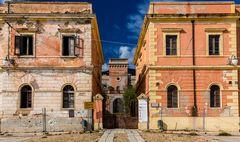 renovierungs-ruine in castiadas