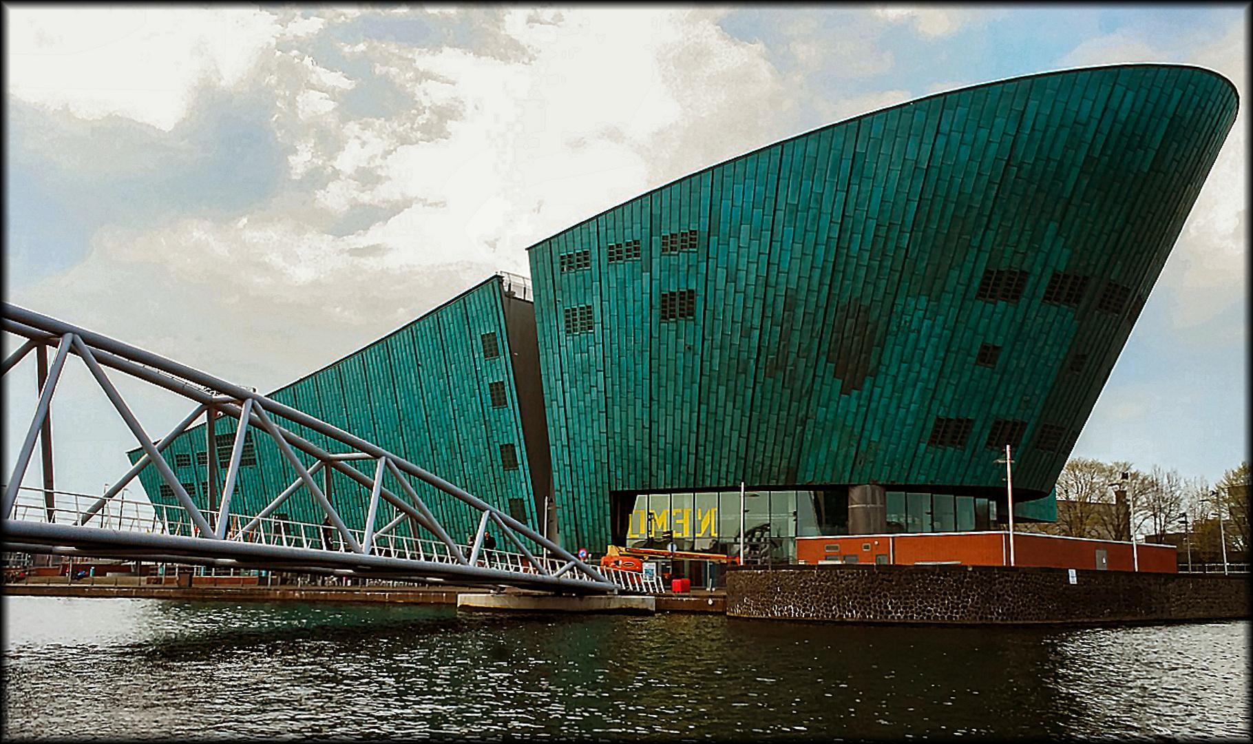 Renzo Piano in Amsterdam