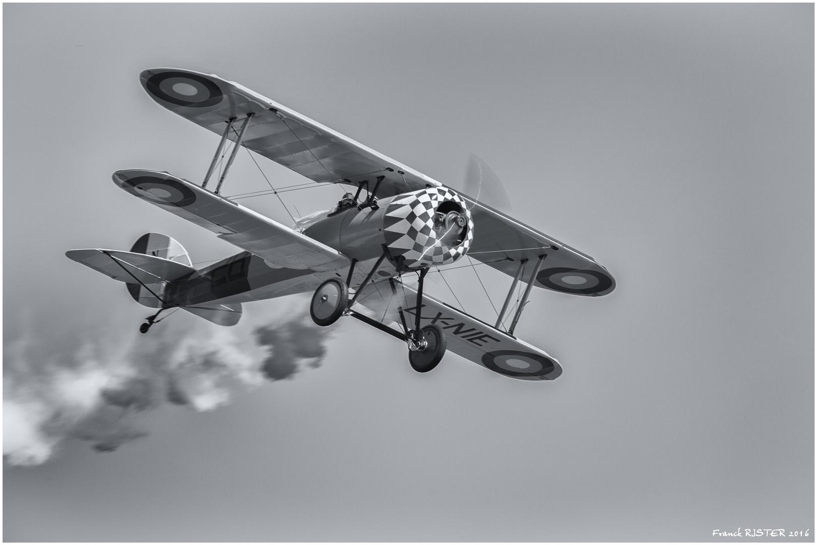 Réplique du Nieuport 28