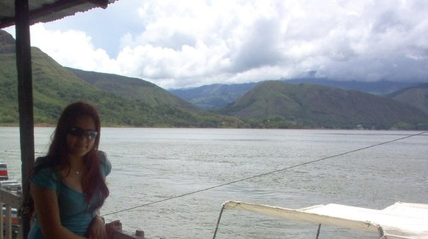 Represa del prado (tolima) colombia