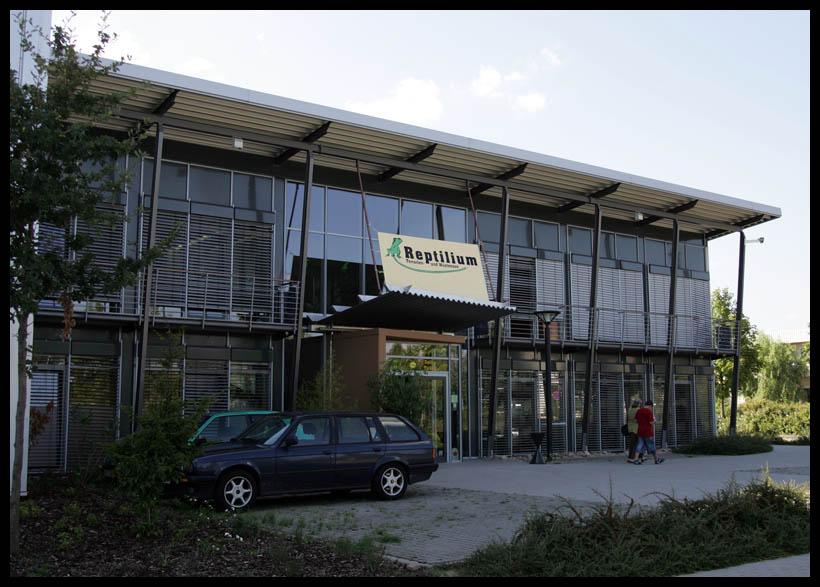 Reptilienhaus Landau