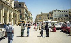 Republic Street, Valletta 1998