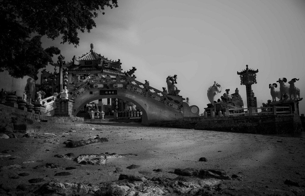 Repulse bay temple