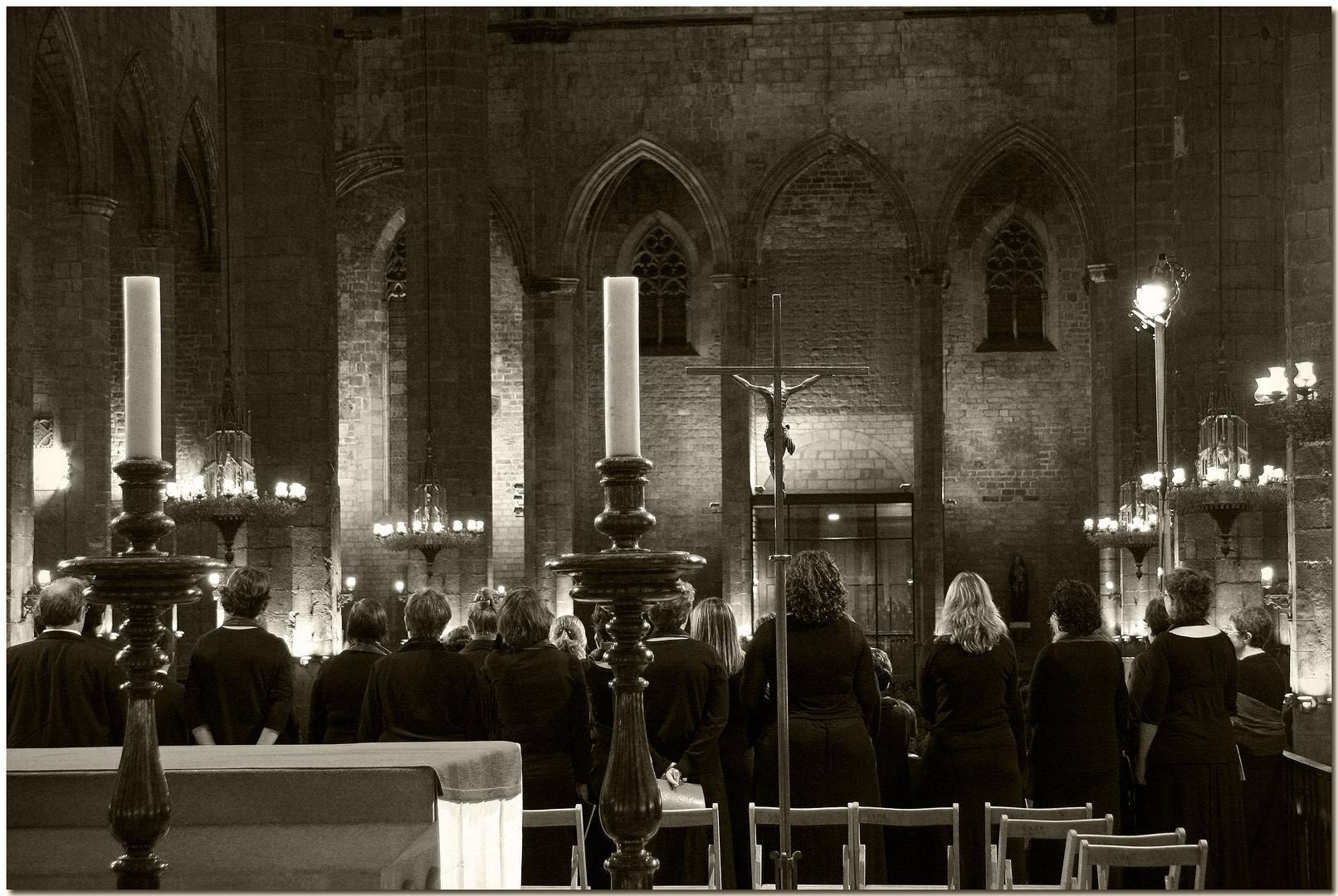 Rèquiem de Mozart a la Catedral del Mar