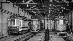 Reservat Tram Depot Porto 1