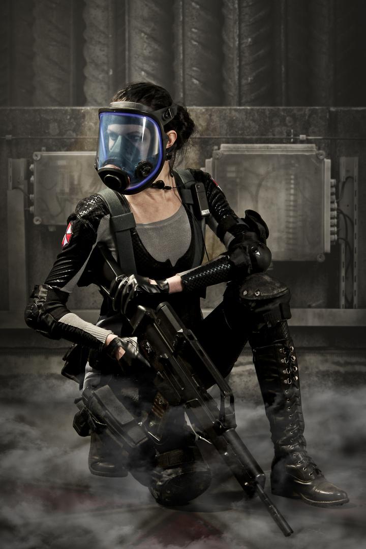 Resident Evil Cosplay 2