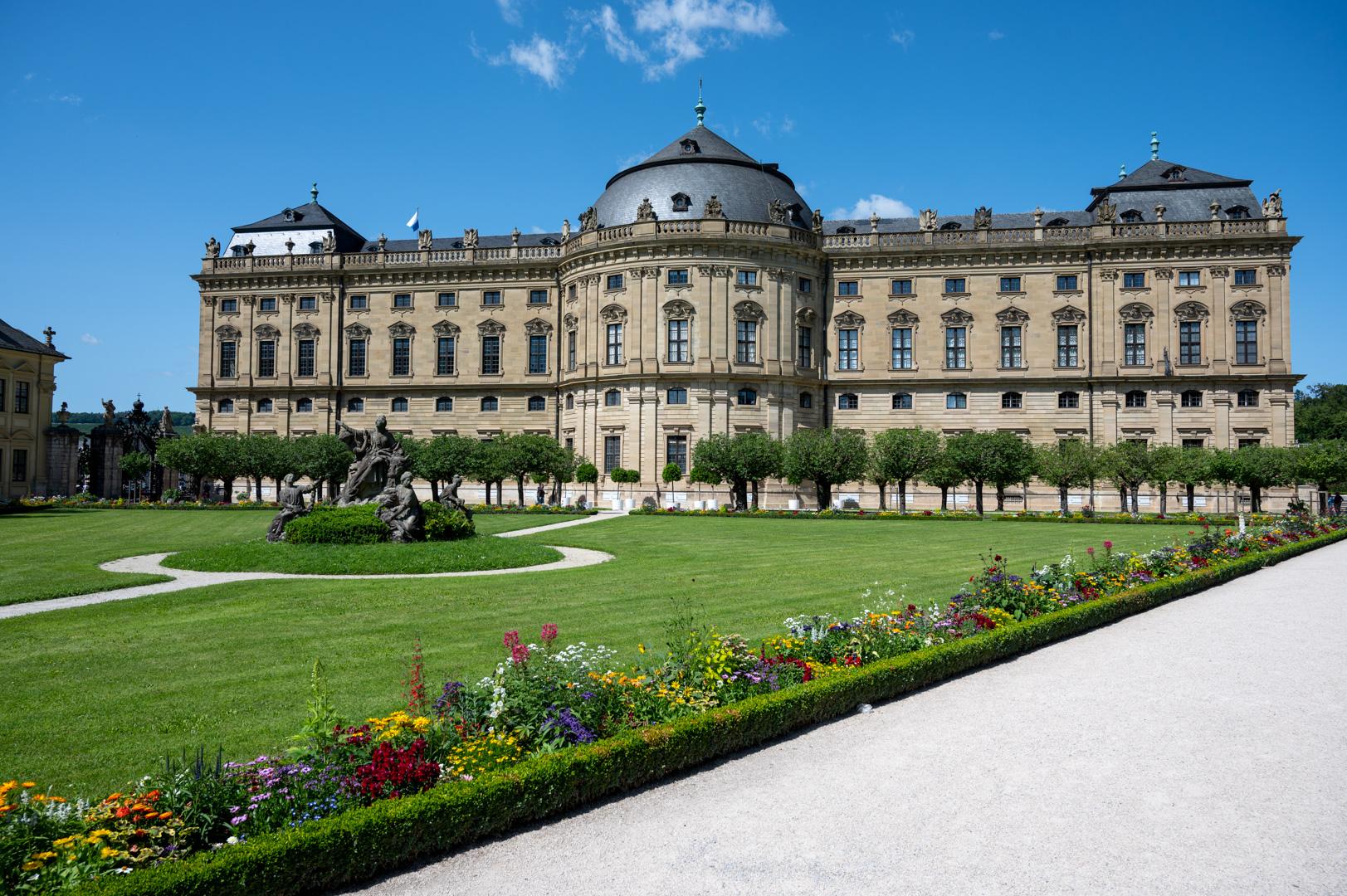 Residenz mit Südgarten