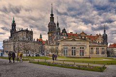 Residenz Schloss Dresden Altstadt