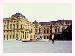 Residenz und Frankoniabrunnen