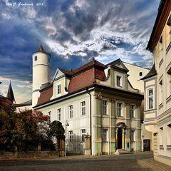 Residenzplatz in Eichstätt/Oberbayern 1