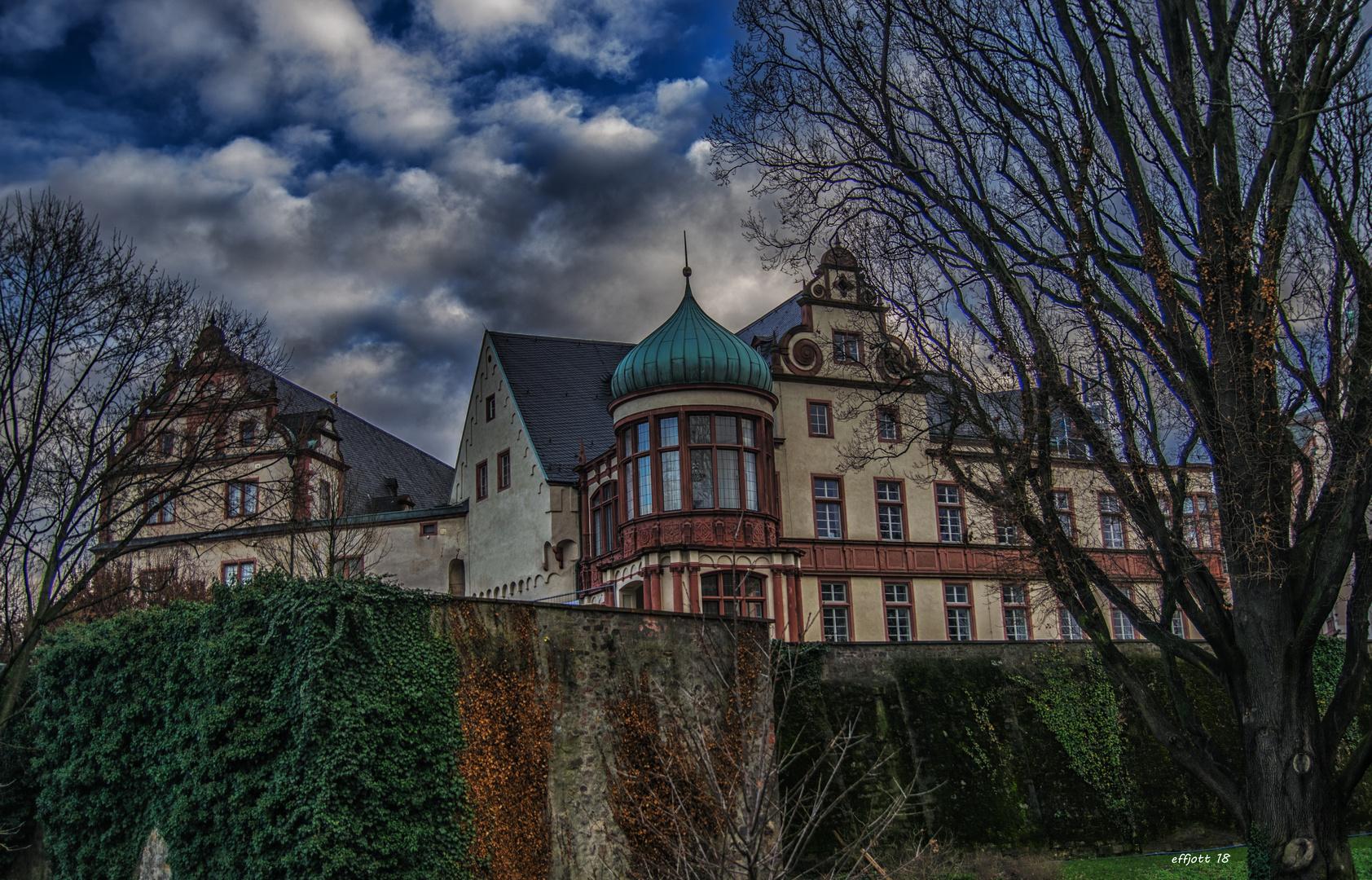 Residenzschloss, Darmstadt