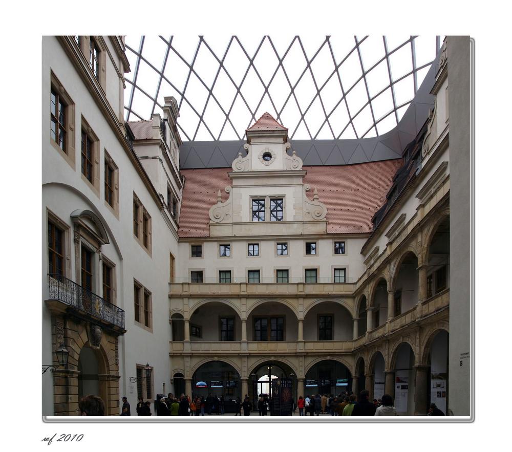 Residenzschloss Innenhof