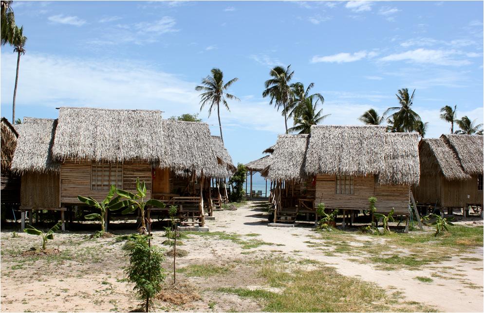 Resort auf Koh Pha-ngan