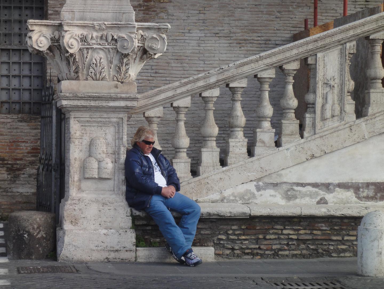 rest on the sun. Rome