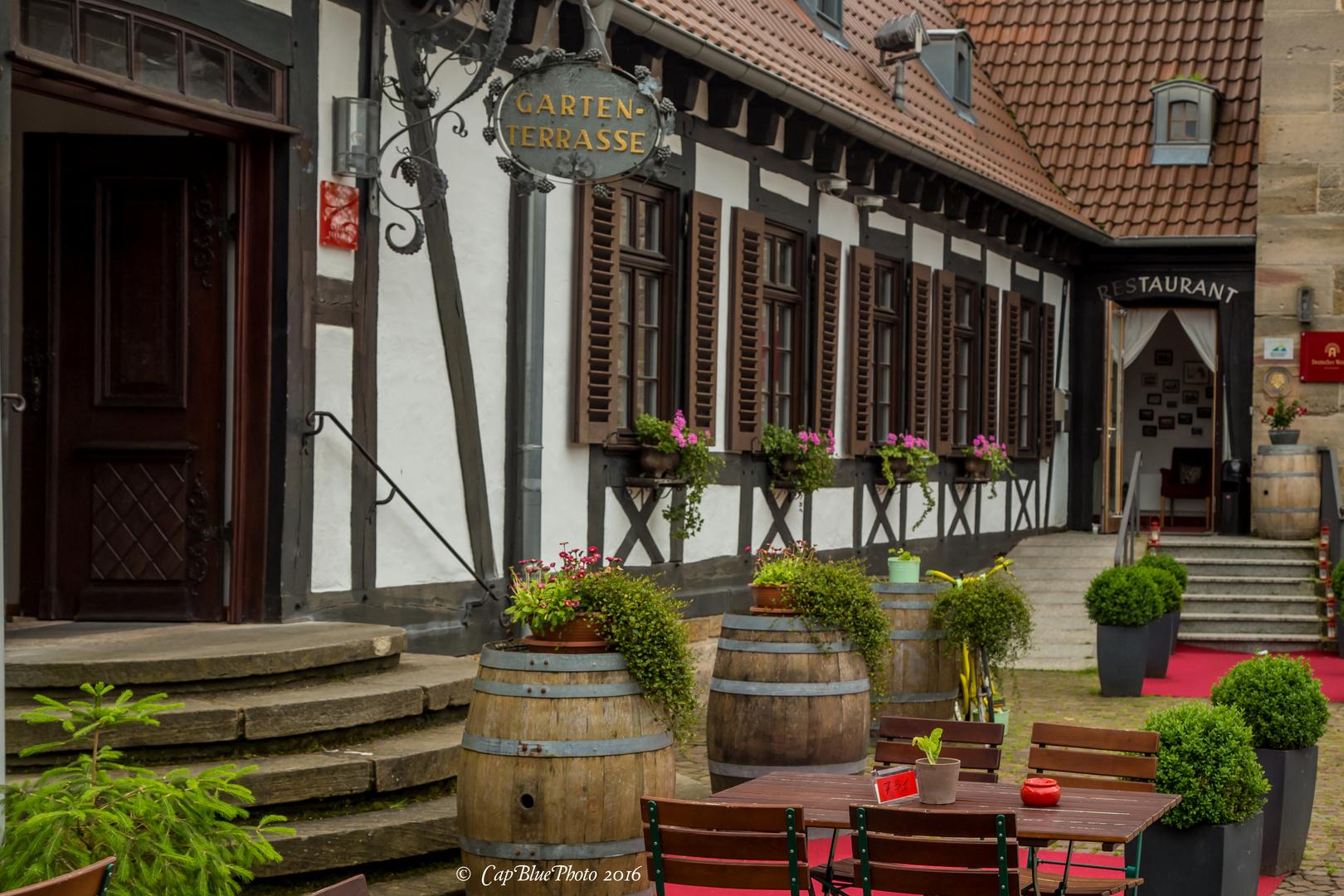 Restaurant am Weintor in Schweigen-Rechtenbach