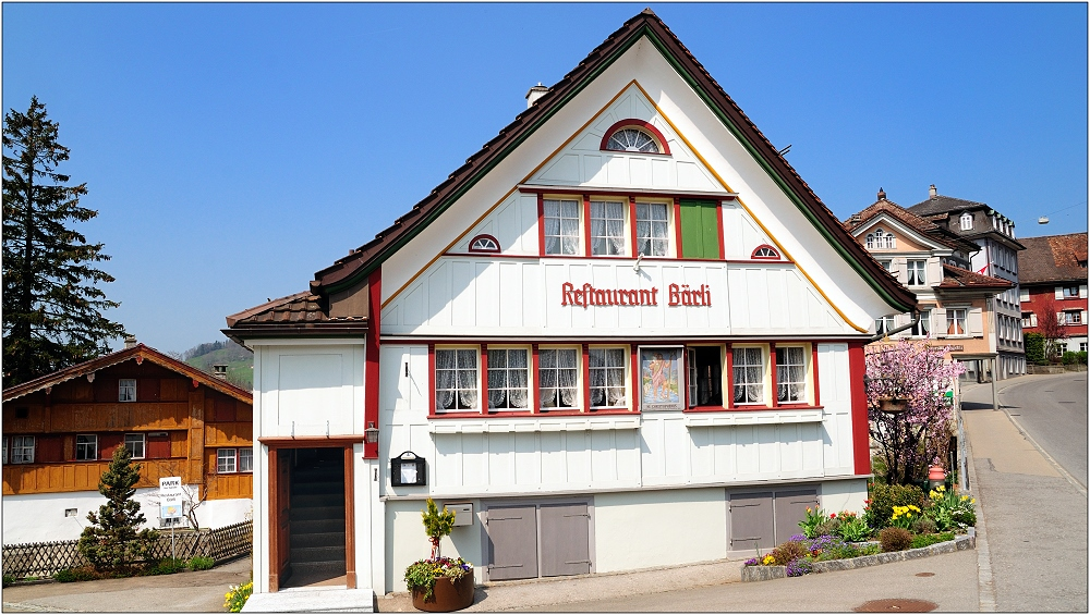 ... Restaurant Bärli ...