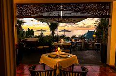 Restaurant Blue Margouillat
