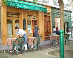Restaurant in Lyon