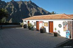 Restaurant in Masca Teno Gebirge