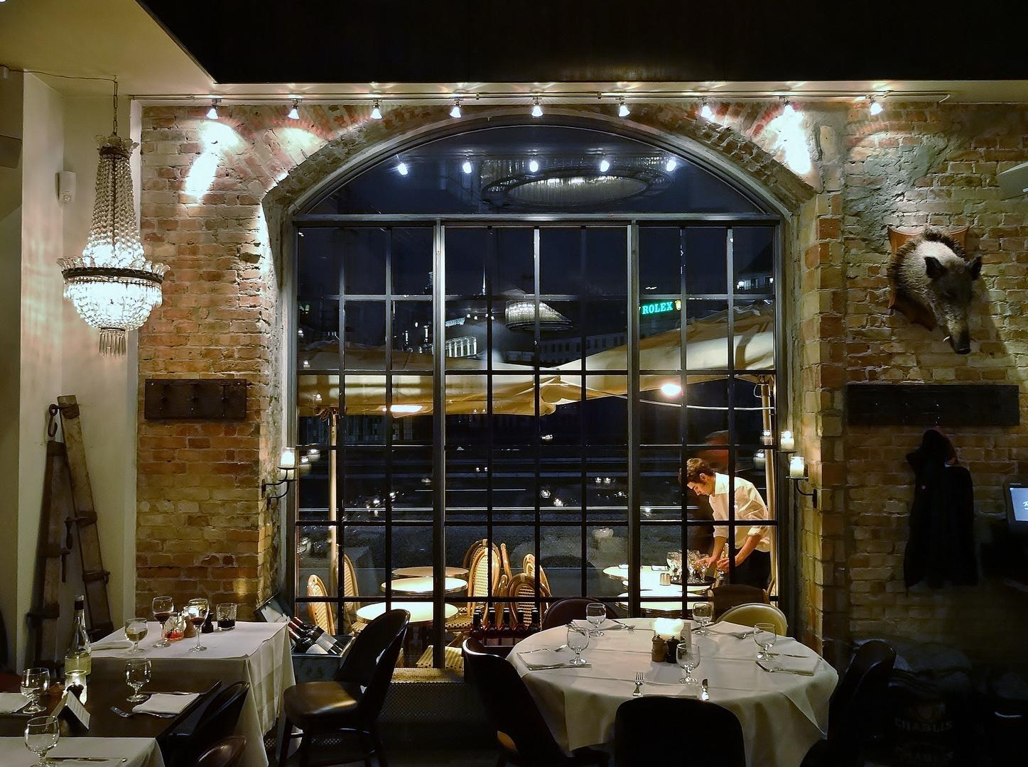 Restaurant Ravage Copenhagen