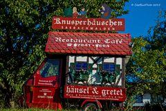Restaurant Werbung in Sasbachwalden