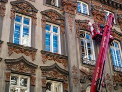 Restauration in Munich