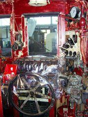 Restaurierung des Führerstandes der 194 580 (III)