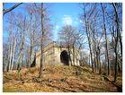Reste des Erlwein-Turmes