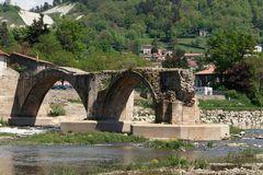 Reste römischer Loire-Brücke