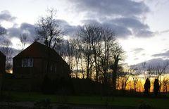 Resterhafe am Abend......Ostfriesland