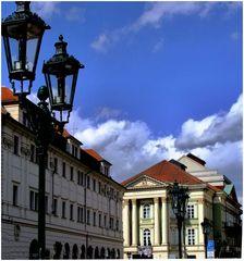 Restons à Prague