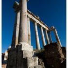 Restos del Templo de Saturno
