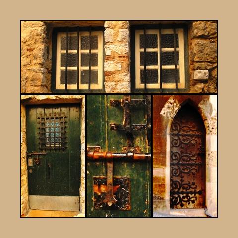 Retalhos da Velha Lisboa ( colagem)