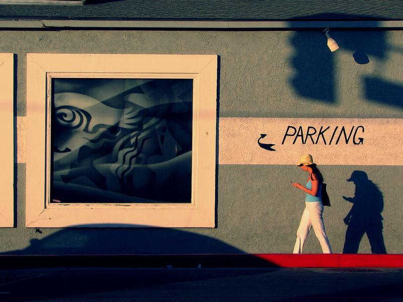 Retour au parking