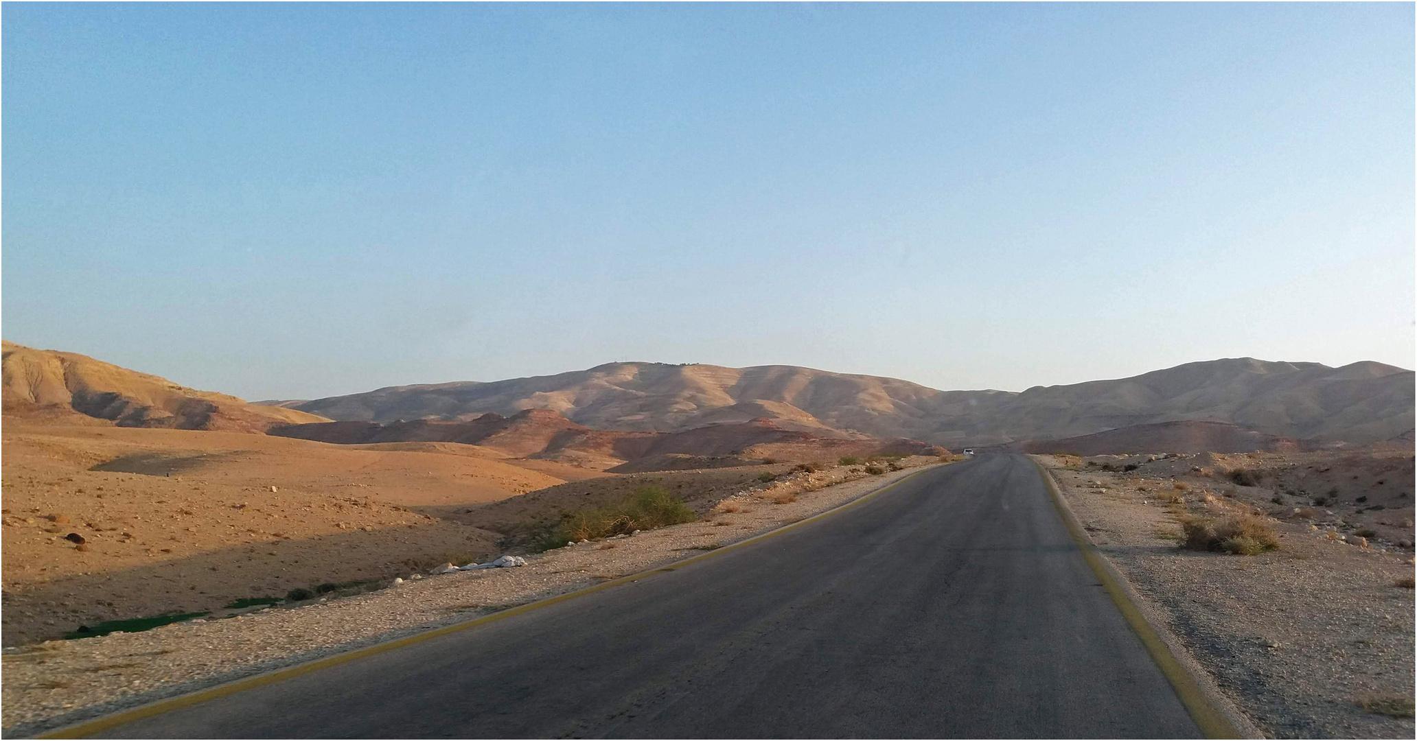 Retour vers Amman