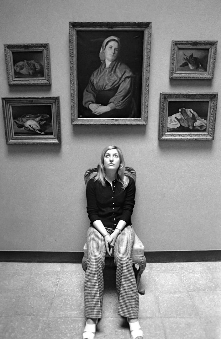 RETRATO EN EL MUSEO PROVINCIAL DE LUGO