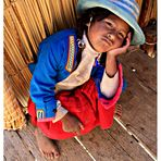 Retrato en el Titicaca