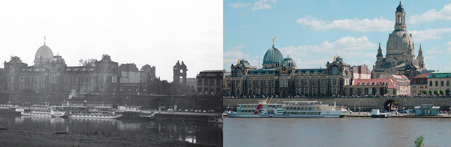 Retrospektive III: Dresdner Terrassenufer 1984-2010