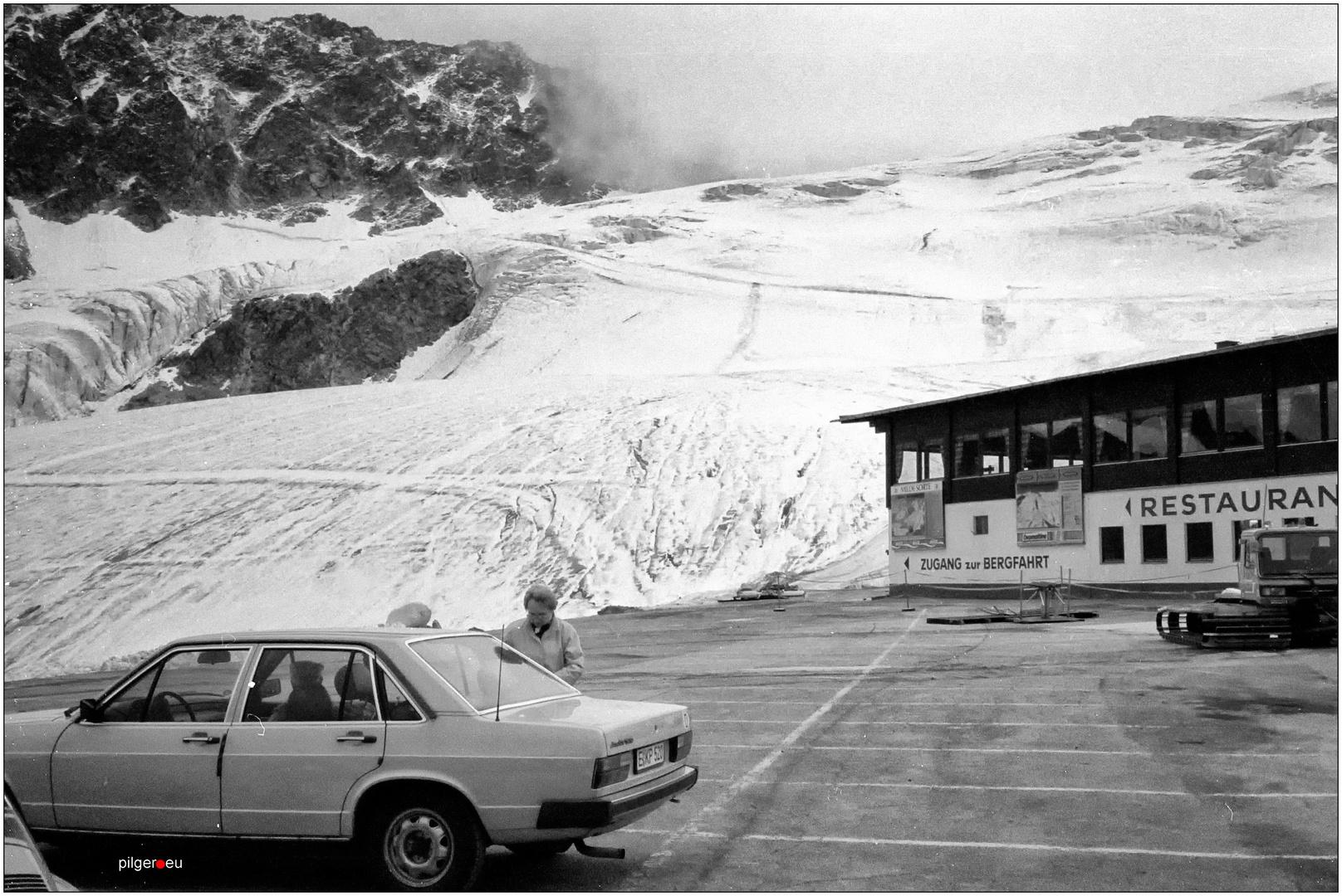Rettenbachferner Sommer 1986