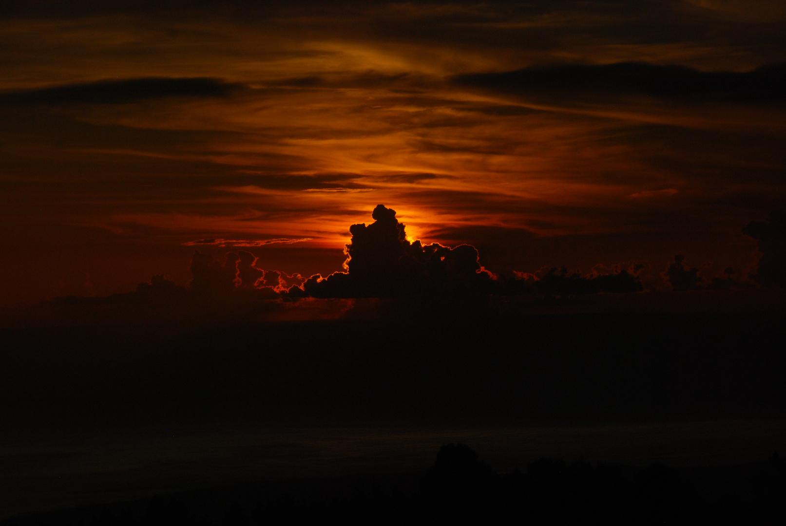 Reunion  Sunset
