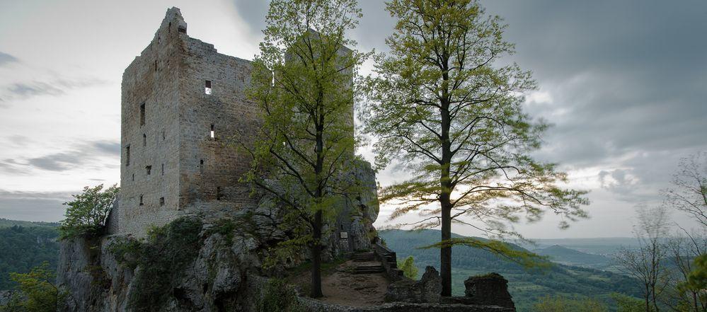 Reußenstein & Neidlinger Tal