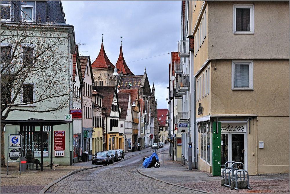 Reutlingen Metzgerstraße