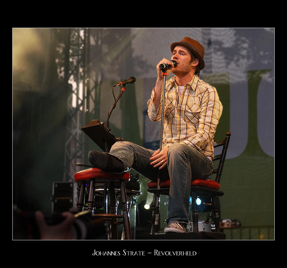 Revolverheld - Johannes Strate