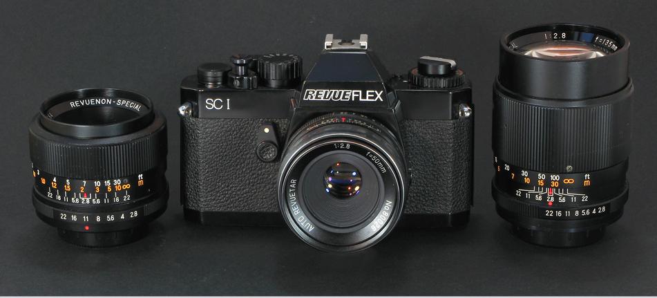 Revueflex SC I