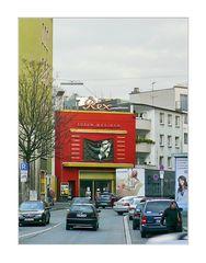 Rex am Kipdorf gibt es nicht mehr (ist geschlossen) und Forum Maximum ist Heimatlos