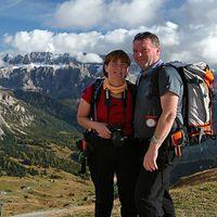 Rex und Birgit Hoffmann