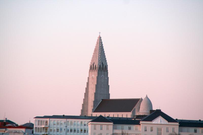 Reykjavik - Hallgrímskirkja