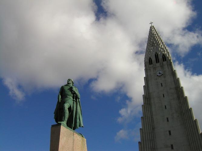 Reykjavik Sommer 2004
