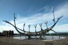 Reykjavík: Wikingerschiff Sólfar