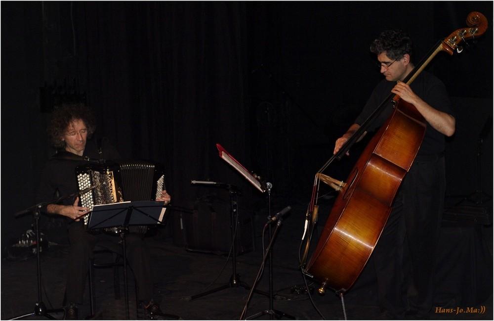 R.Garcia-Fons & J.-Louis Matinier